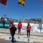 Vasco Sousa e Simão Campos vencem prova em Espanha Canoagem Canoagem Internacional Douro Canoa Clube 2