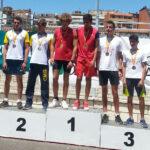 Vasco Sousa e Simão Campos vencem prova em Espanha Canoagem Canoagem Internacional Douro Canoa Clube