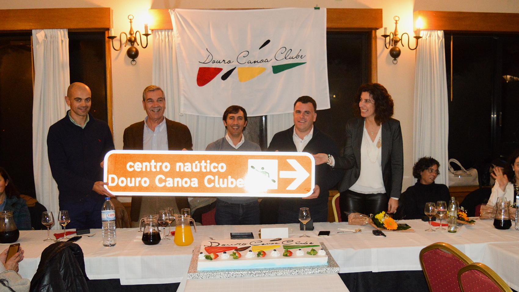 VI Aniversário do Douro Canoa Clube blog Canoagem Corpos Sociais Divulgação Douro Canoa Clube 19