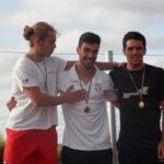Francisca Ribeiro e Pedro Paiva Campeões Regionais de Velocidade blog Douro Canoa Clube