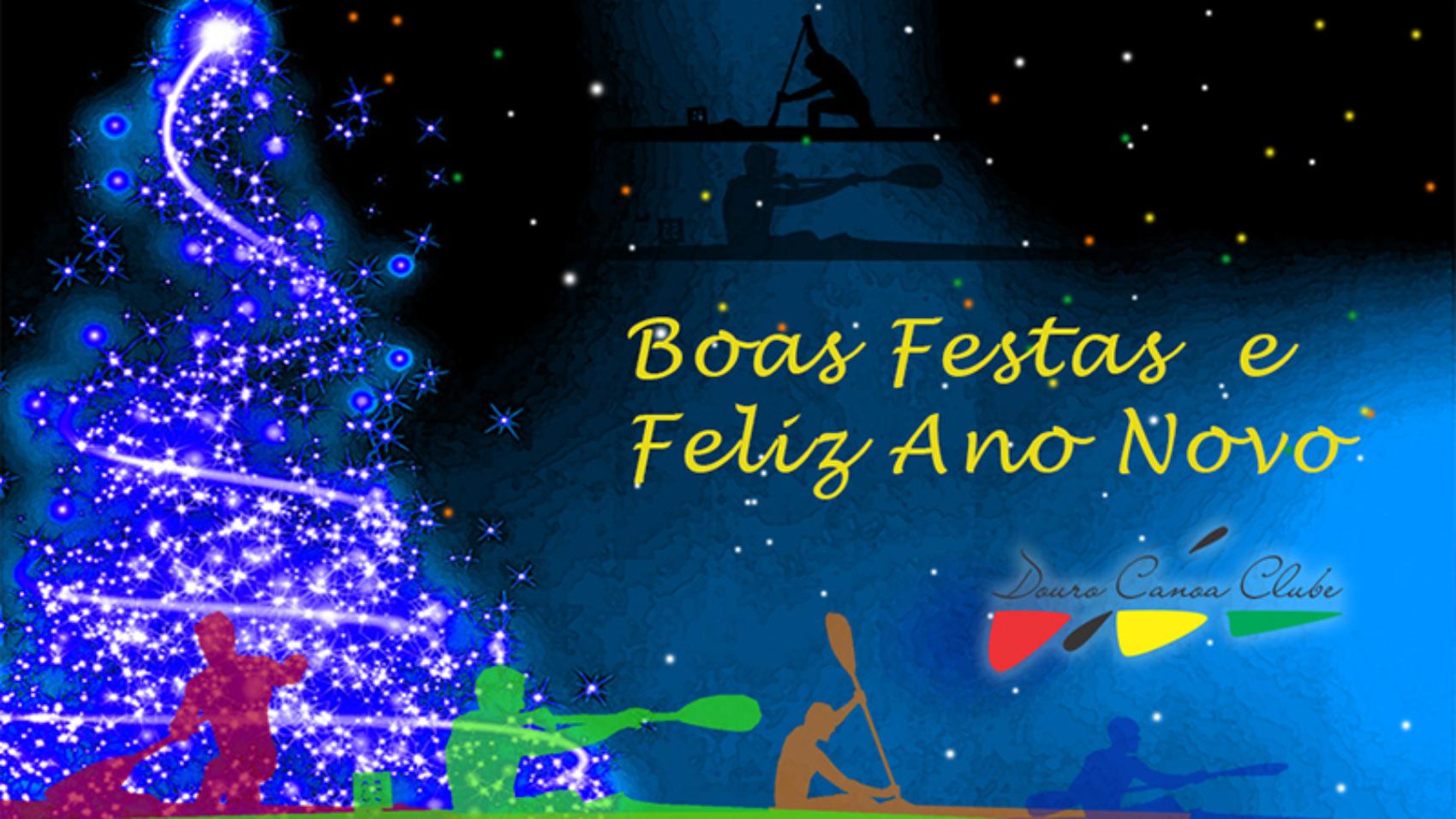 Boas Festas blog Divulgação Douro Canoa Clube 1
