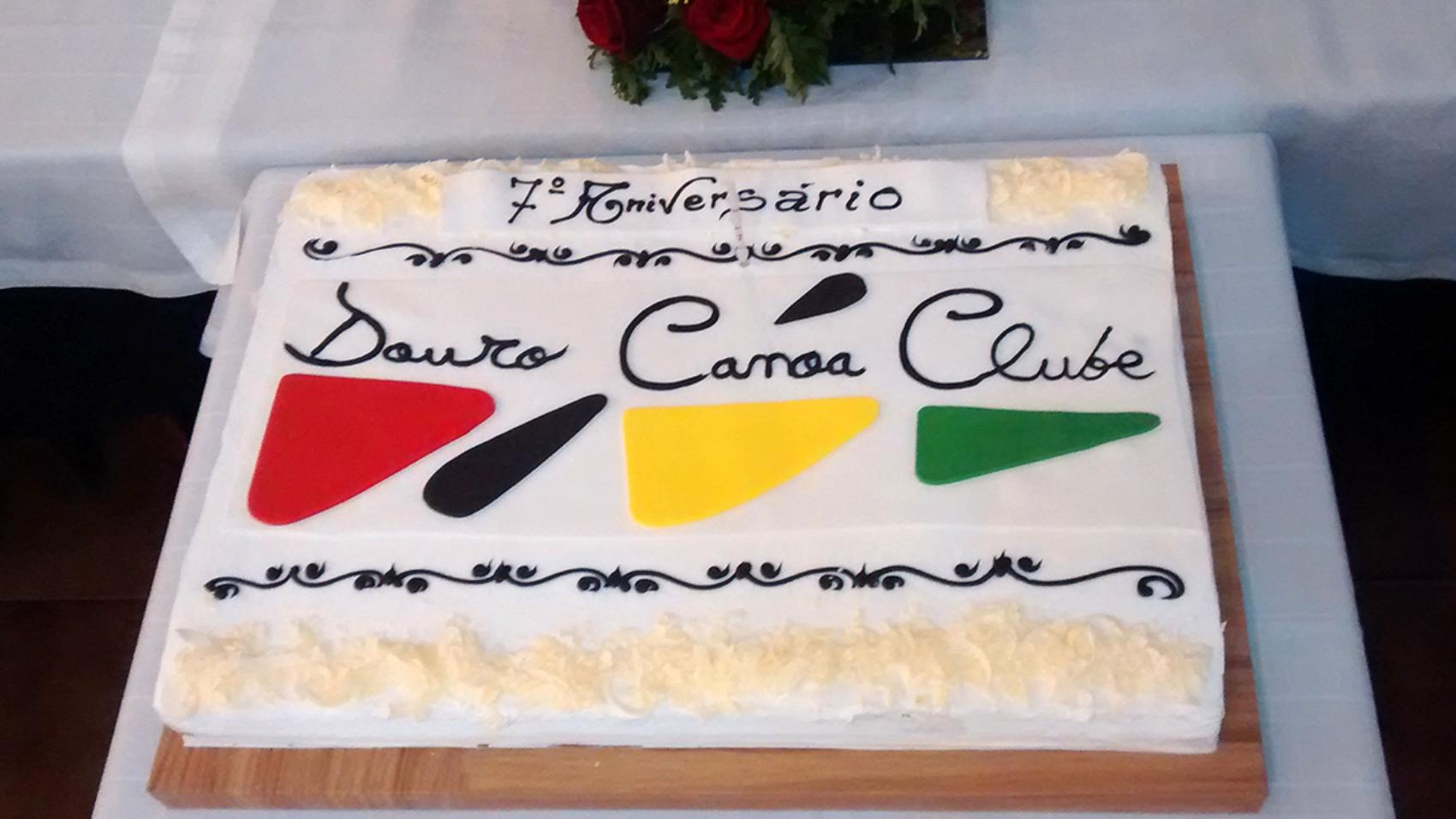 Comemorações do VII Aniversário da Fundação do Douro Canoa Clube blog Canoagem Corpos Sociais Divulgação Douro Canoa Clube