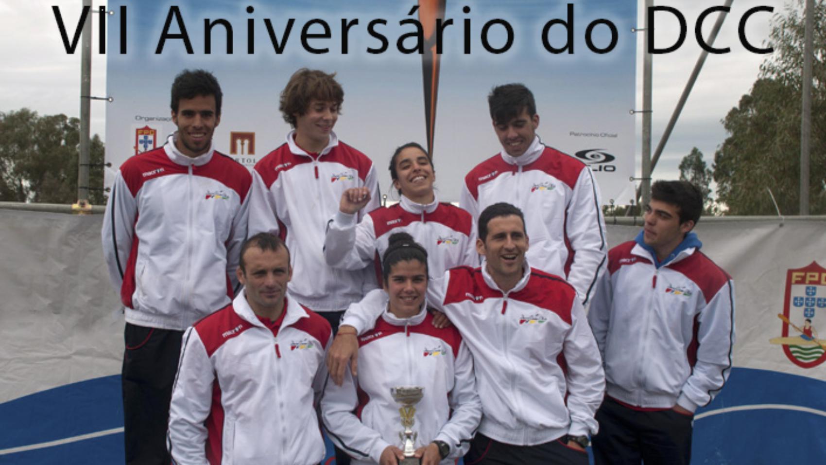 VII Aniversário da Fundação do Douro Canoa Clube blog Canoagem Corpos Sociais Divulgação Douro Canoa Clube