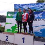 Beatriz Moreira vence em Crestuma e sagra-se Campeã Nacional! blog Canoagem Destaque DCC Douro Canoa Clube 1