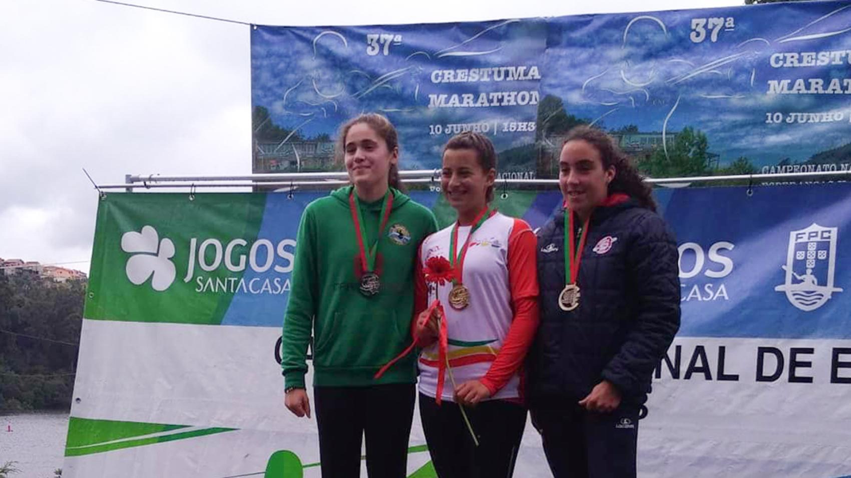 Beatriz Moreira vence em Crestuma e sagra-se Campeã Nacional! blog Canoagem Destaque DCC Douro Canoa Clube 2