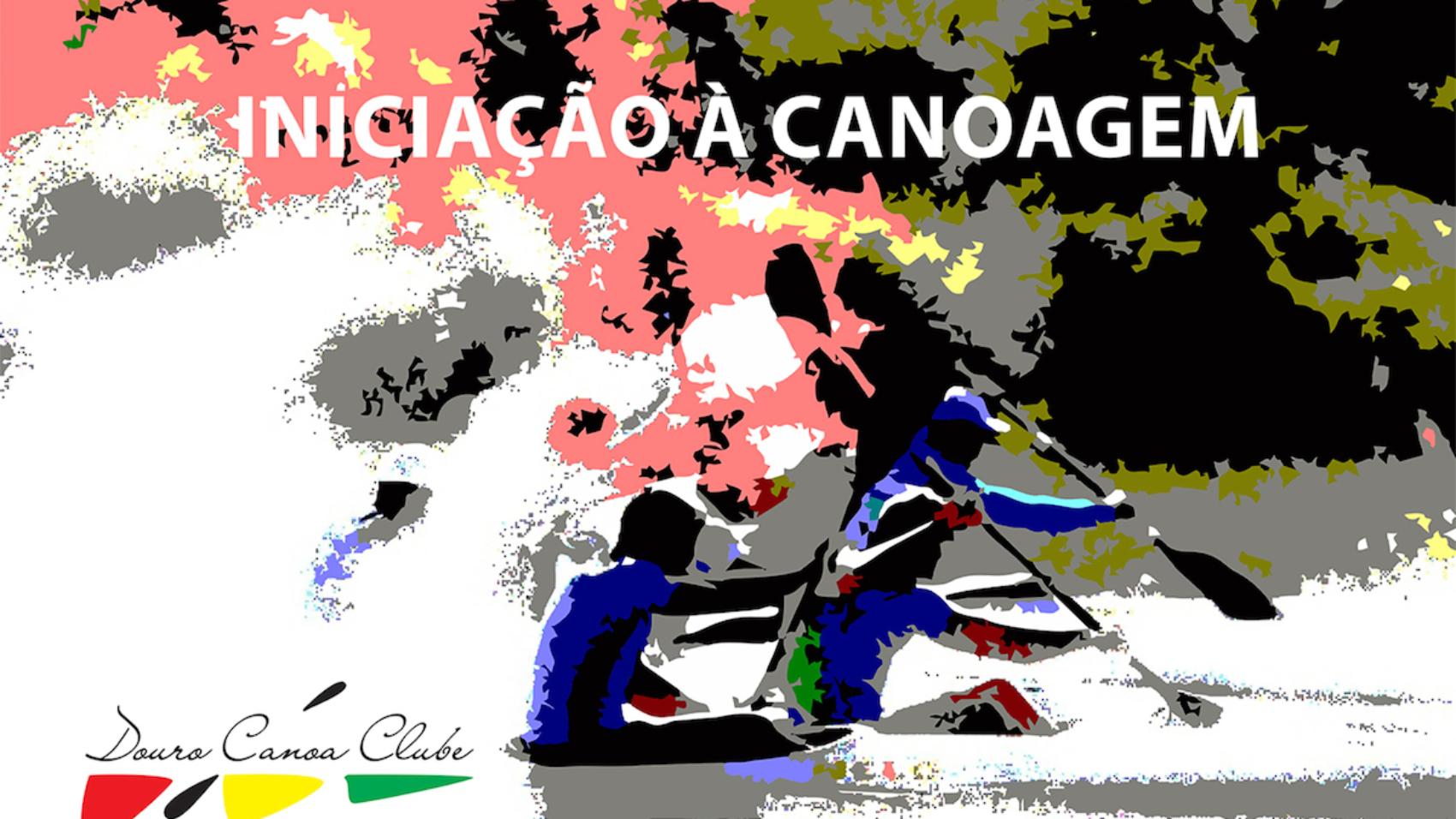 Iniciação à Canoagem 2018 Canoagem Divulgação Douro Canoa Clube 1