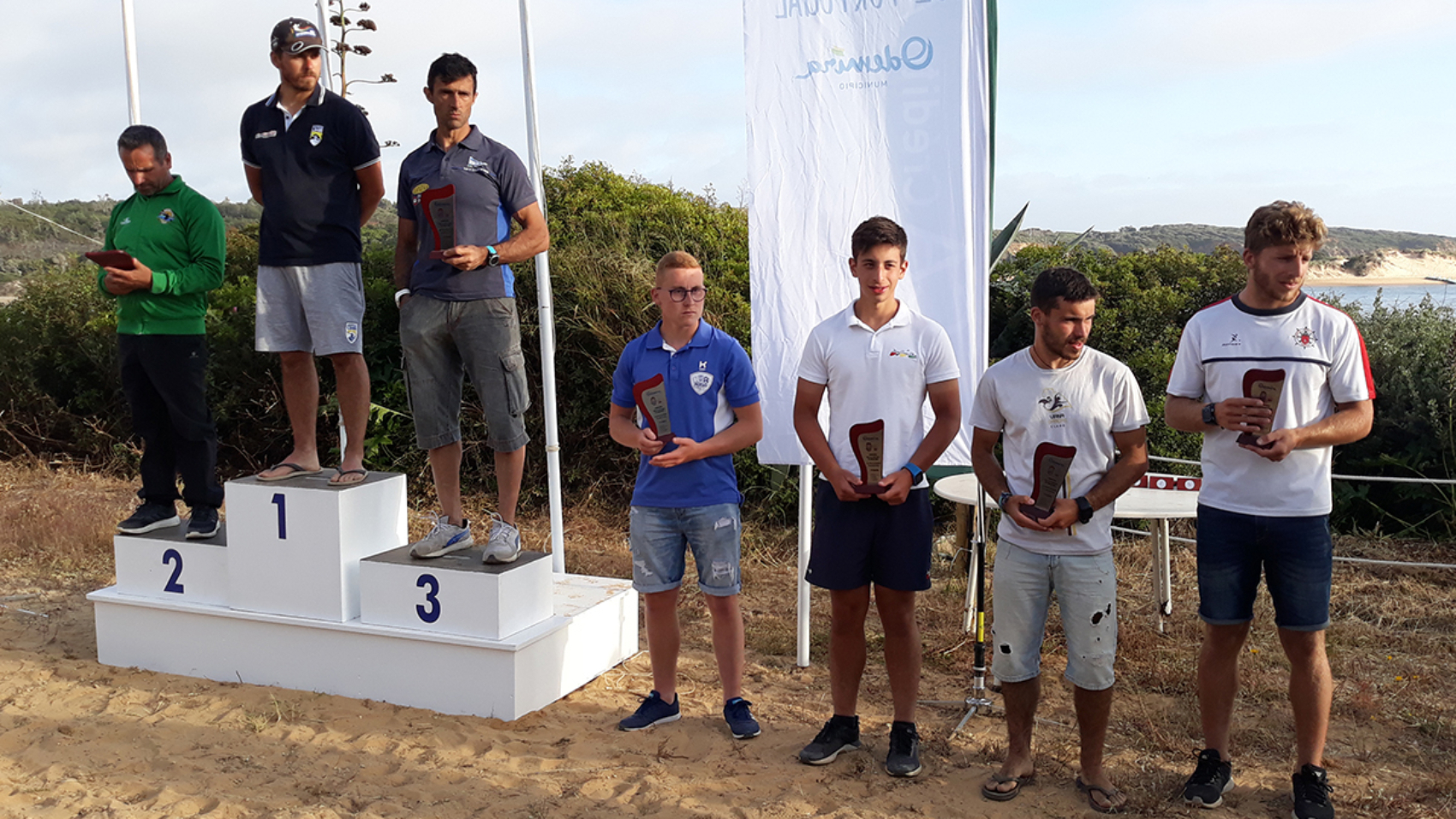 Douro Canoa em 5º Lugar na Taça Nacional de Maratonas blog Canoagem Destaque DCC Douro Canoa Clube