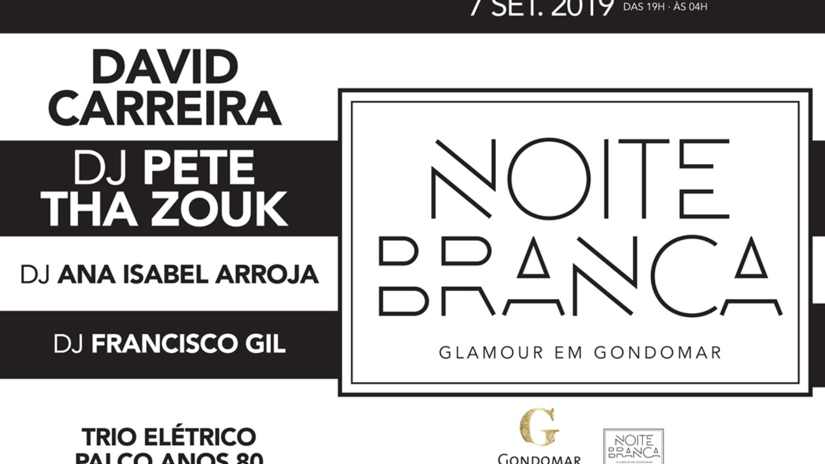Douro Canoa Clube veste-se de branco na noite de Gondomar blog Canoagem Divulgação Douro Canoa Clube